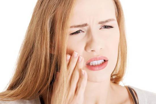 как снять чувствительность зубов дома