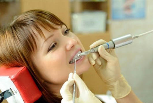 восстановление эмали зубов у стоматолога
